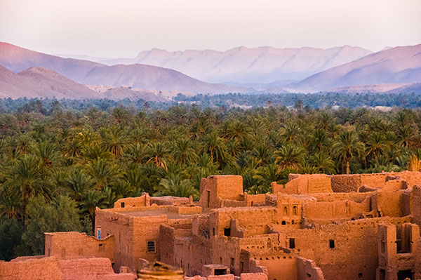 Morocco running retreat