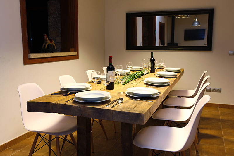 Pyrenees dining