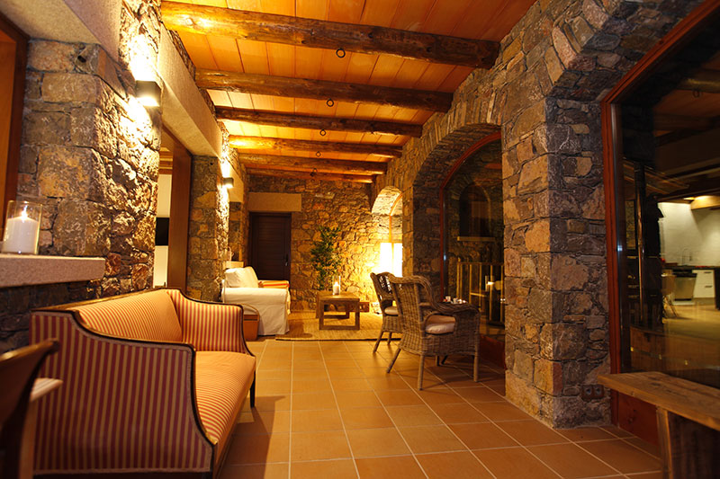 Pyrenees accommodation living space