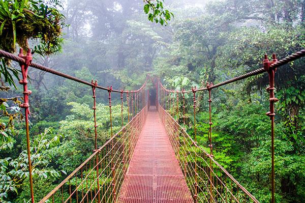 Costa Rica running resort