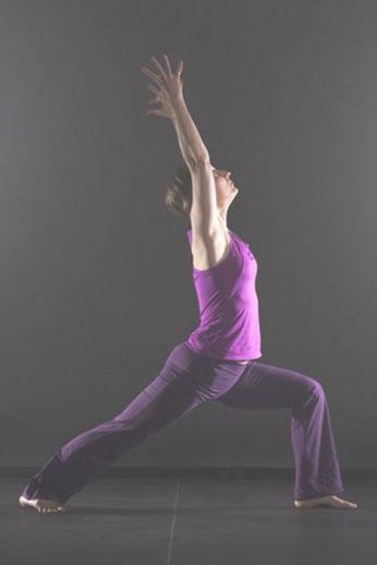 Yoga teacher Marzena Lucyna Kierepka