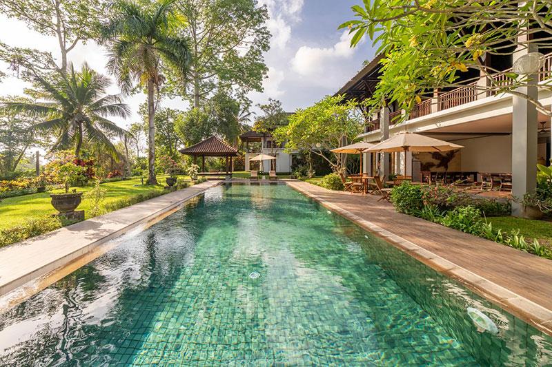 Bali accommodation with pool