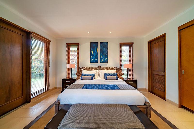 Bali running retreat room