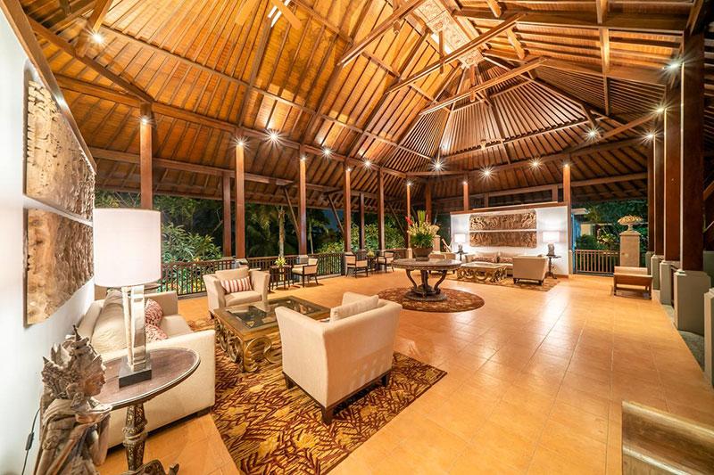 Bali traditional accommodation