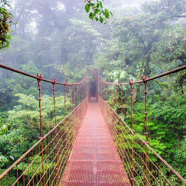 Costa Rica running experience