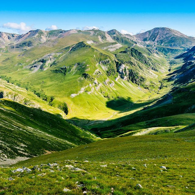 Pyrenees running experience